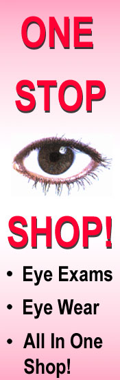 Visions Eyecare: Eyewear, Glasses, Eyeglasses, Contact Lenses, Optometrists, Eye Exams, Vision Tests, Sale